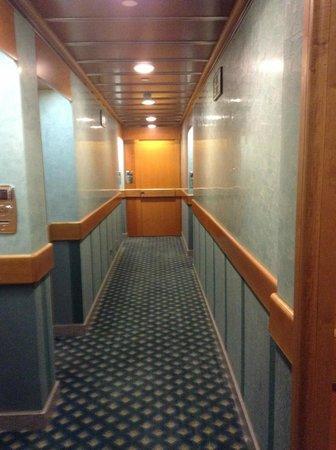 Brunelleschi Hotel: холл 6 этажа