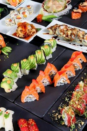 Ra Sushi & Bar: Rå Sushi Tromsø