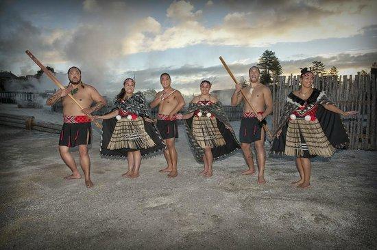 Whakarewarewa: The Living Maori Village