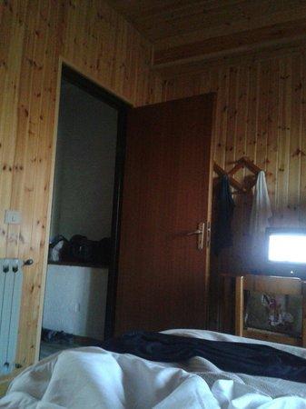 Hotel Pomieri: Camera