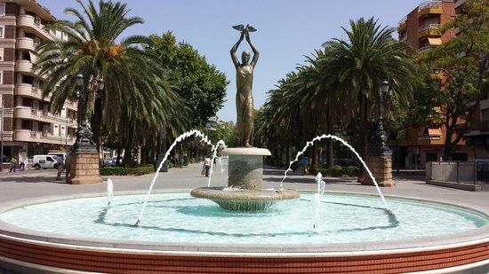 Paseo Virgen de Linarejos