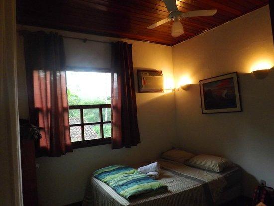 Overnativa Green Hostel: ar e ventilador