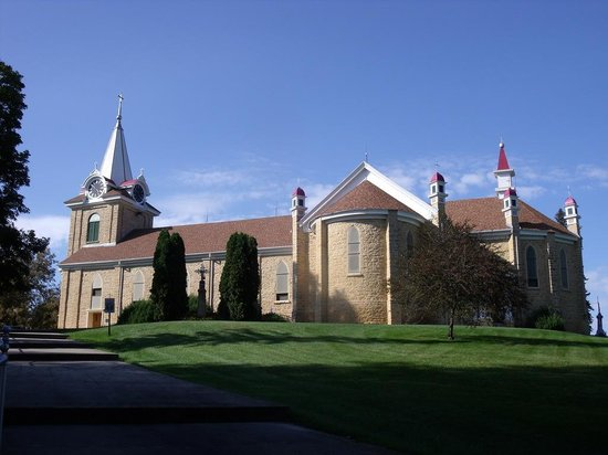 Spillville, IA: Saint Wenceslaus Catholic Church