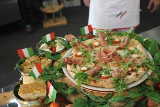 Pizzeria Manuno : GIRO PIZZA D'EUROPA 2014 CLASSIFICATO 11° PIZZA MANUNO-TOP