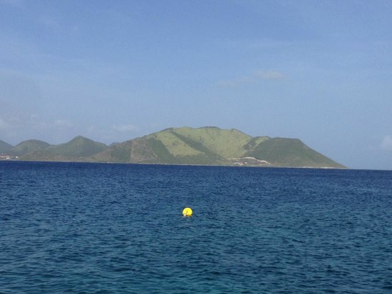 St Martin Catamarans Charters: In the middle of the sea