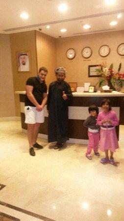 City Seasons Al Hamra Hotel Abu Dhabi: ))