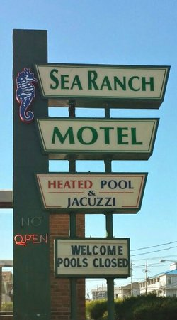 "Sea Ranch Motel: ""family tradition"""