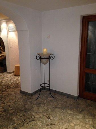 Berghotel Zirm : СПА