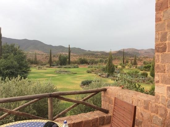 Kasbah Angour Atlas Mountains Hotel: view