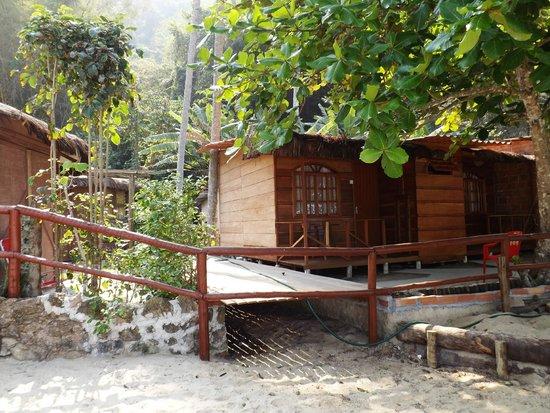 Cabanas Paraiso: Cabana