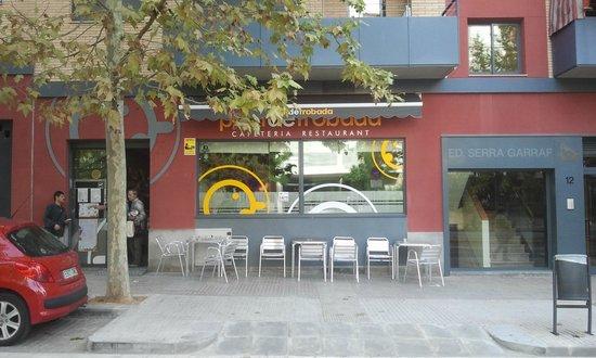 Restaurant-cafeteria Punt de Trobada