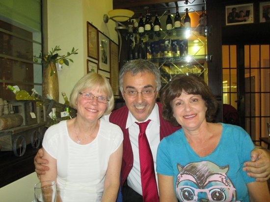 Bar Viminale: Pepi with Ingrid and Giacalone
