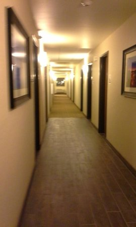 My Place Hotel-Grand Forks, ND: Hallways