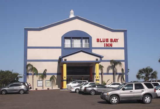 Blue Bay Inn & Suites: I was there on may 15th 2014