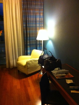 Rossini al Teatro: camera pulita e spaziosa