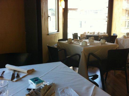 Rossini al Teatro: sala colazione