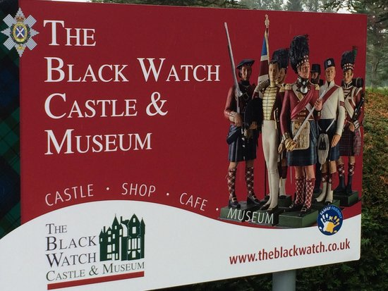 The Black Watch Castle & Museum: Black Watch Forever More