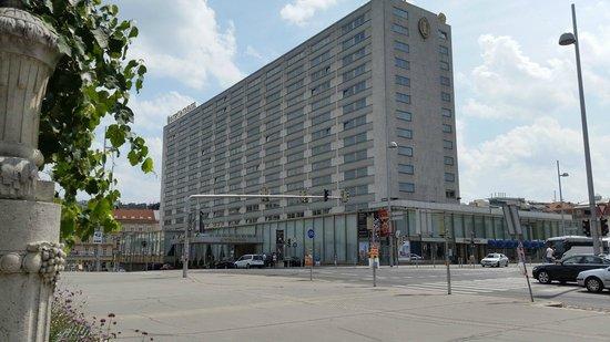 InterContinental Wien: Außenansicht des IC Wien
