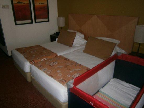 Evora Hotel: la habitación