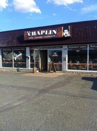 Cafe Bistro le Chaplin