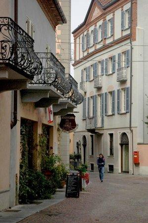 L'Inedito Vigin Mudest: Exterior of the restaurant on Via Vernazza