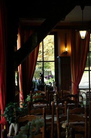Auberge Au Naturel des Ardennes : Sala Ingresso