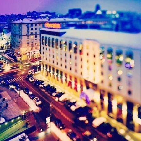 Sheraton Palace Hotel Moscow: Sheraton