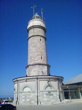 Parque de Cabo Mayor: El faro de Cabo Mayor