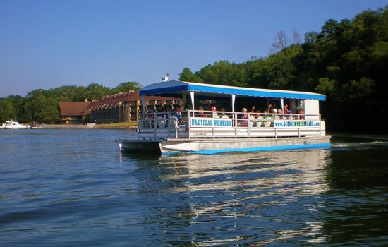 Wheeler Lake Scenic Cruises