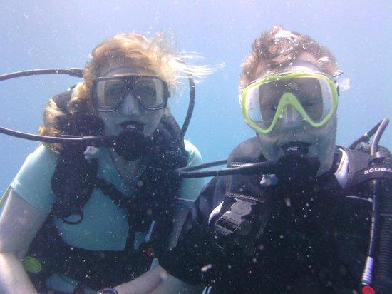 Red Hook Dive Center: John & Ginger