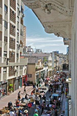 BuenosTours: Feira de San Telmo