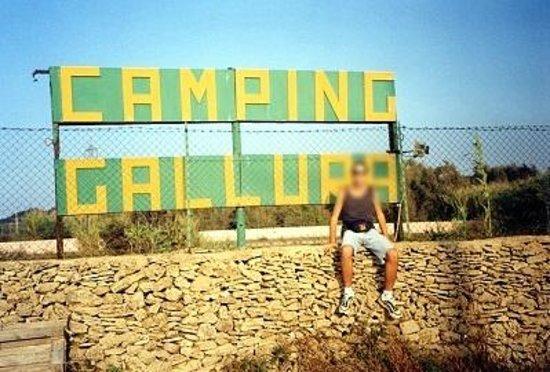 Sant'Antonio di Gallura, Itálie: Camping Gallura