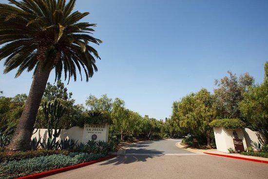 Estancia La Jolla Hotel & Spa: Enterance