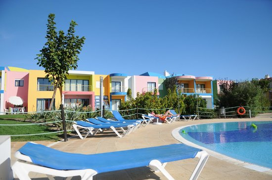 Orada apartments albufeira marina picture of marina de for Appart hotel faro