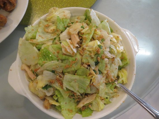 77 chinese chicken salad picture of new yong kang for 77 chinese cuisine