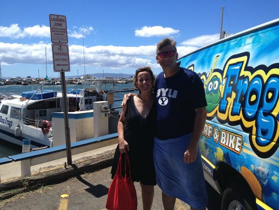 Boss Frog's Dive and Surf - Lahaina : Maui Snorkel
