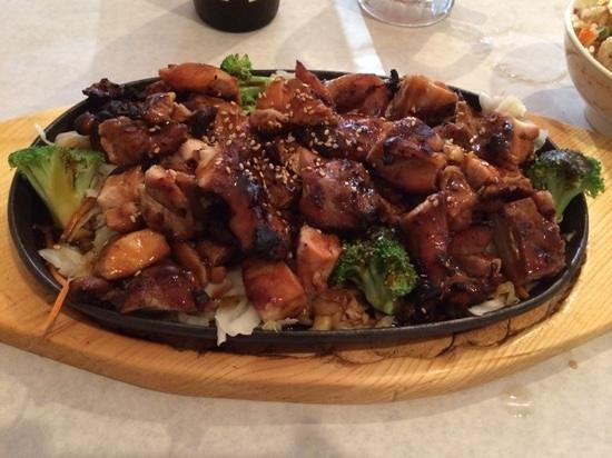 Kohnami Restaurant: Teriyake Chicken