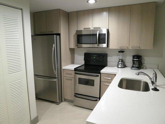 Habitat Residence: Cozinha