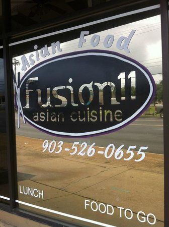 Fusion 11 Asian Cuisine