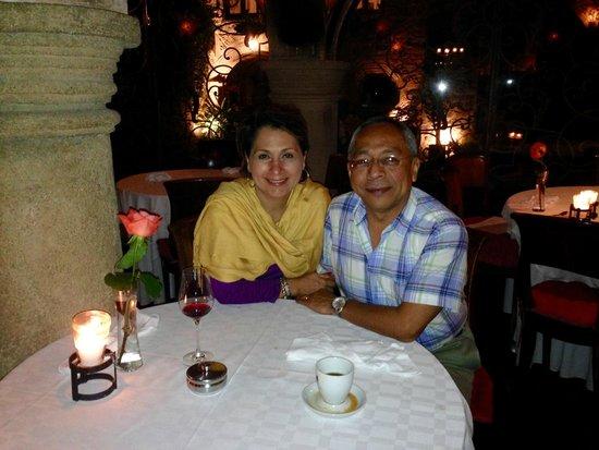 Meson Panza Verde: Cenando en Antigua Guatemala