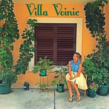 Villa Voinic: территория