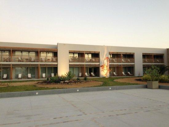 Foto de doubletree resort by hilton hotel paracas peru for Hoteles en paracas