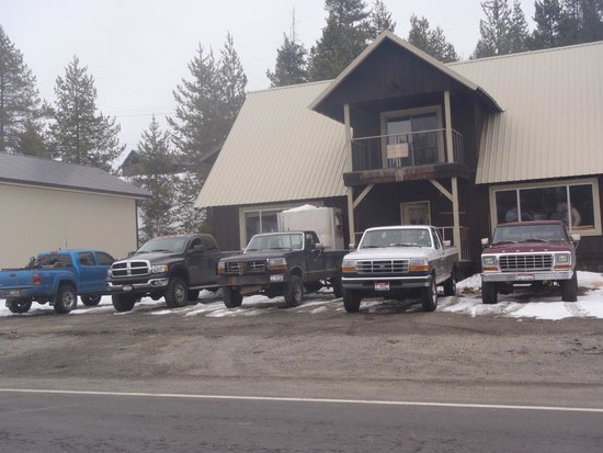 Elk City, Айдахо: Winter 2012