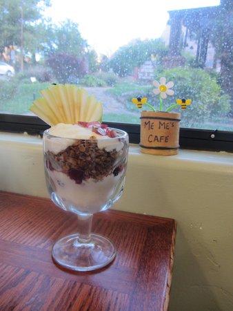 MeMe's Cafe : Breakfast