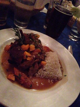 Slow roasted Pork and a Negra Modelo! Yum! - Picture of Centro ...