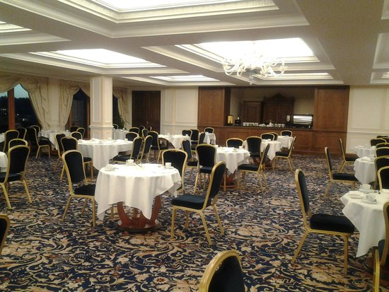 Vilnius Grand Resort: ресторан, завтрак