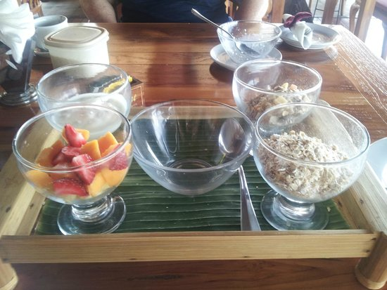 Ashyana Candidasa Beach Resort : Breakfast