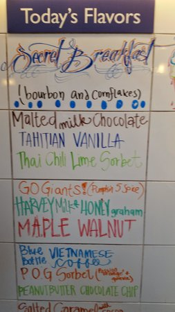 Humphry Slocombe: The Menu Of Desire (note the first choice!)