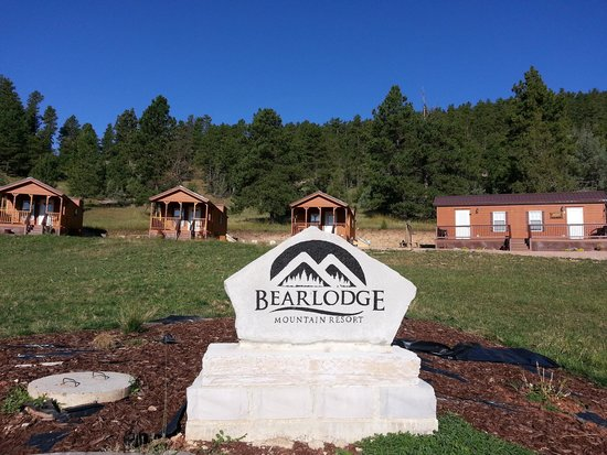 Bearlodge Mountain Resort: a Great place to stay in Sundance, We traveled all over the West and are glad we stayed here
