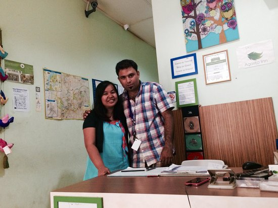 Agosto Inn: With Nasir ��